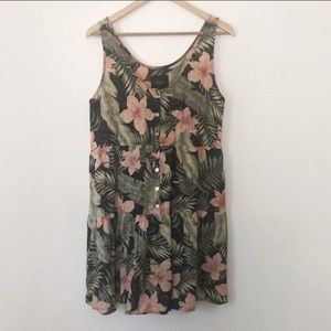 2/$25 Rails Nora Aloha Linen Mini Sun Dress